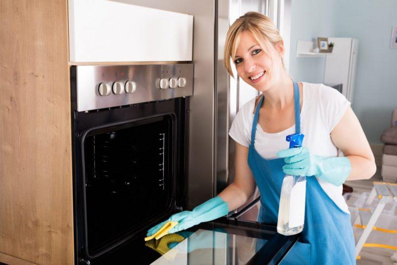 Manutenzione del forno